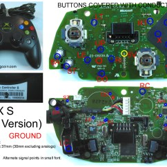 Xbox 360 Controller Wire Diagram 2004 F150 Trailer Wiring Need Help Hacking And Original S  Shoryuken