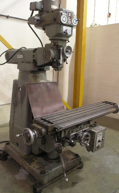 Beaver Milling Machine Spares