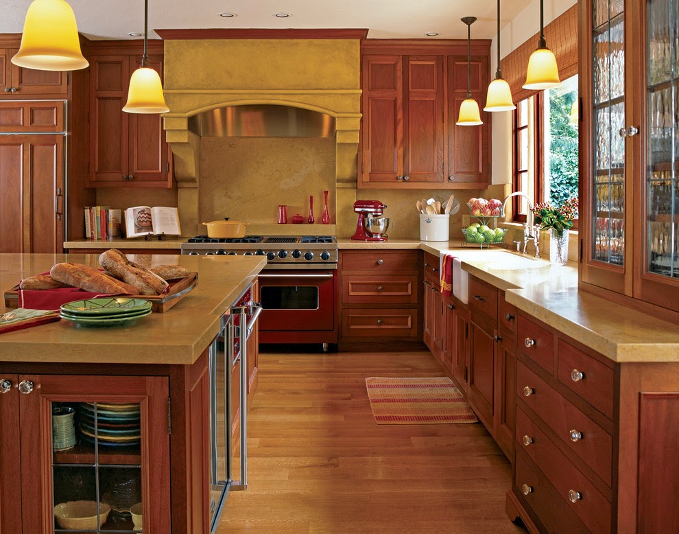 Kitchens Style  Names Photos Examples of Kitchen