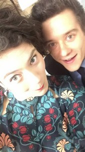 Nora und Philipp