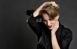 Lisa Eckhart by Moritz Schell