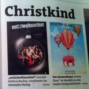Woche, 3. Dezember 2014