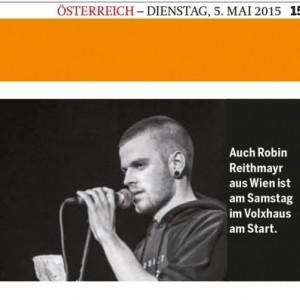Österreich, 5. Mai 2015