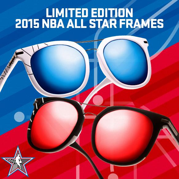 Russell Westbrook Designs NBA AllStar Eyeglasses