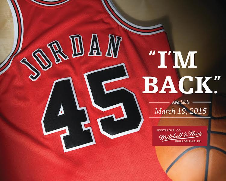 Under Armour Wallpaper Iphone X Mitchell And Ness Releasing Michael Jordan S No 45