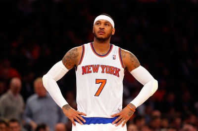 Carmelo Anthony: Knicks 'Got to Do Something' This Summer ...