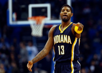 Image result for paul george pacers