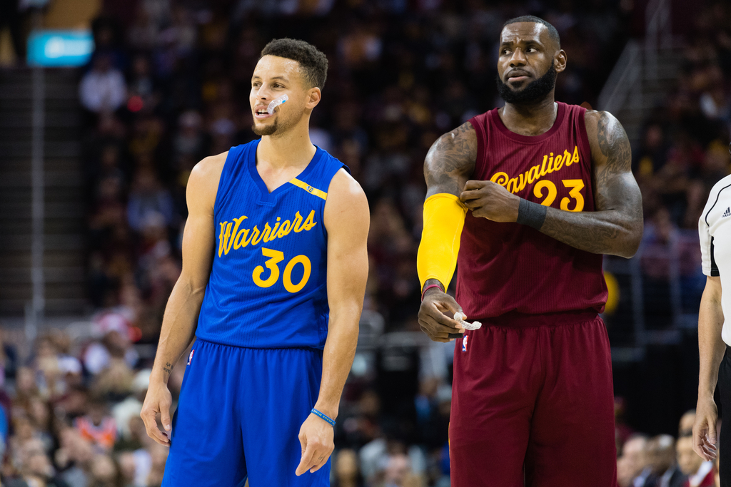 Image result for steph curry lebron