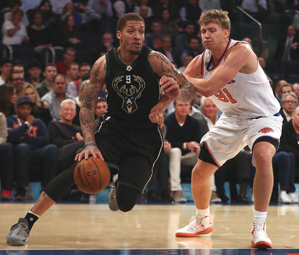Image result for michael beasley knicks
