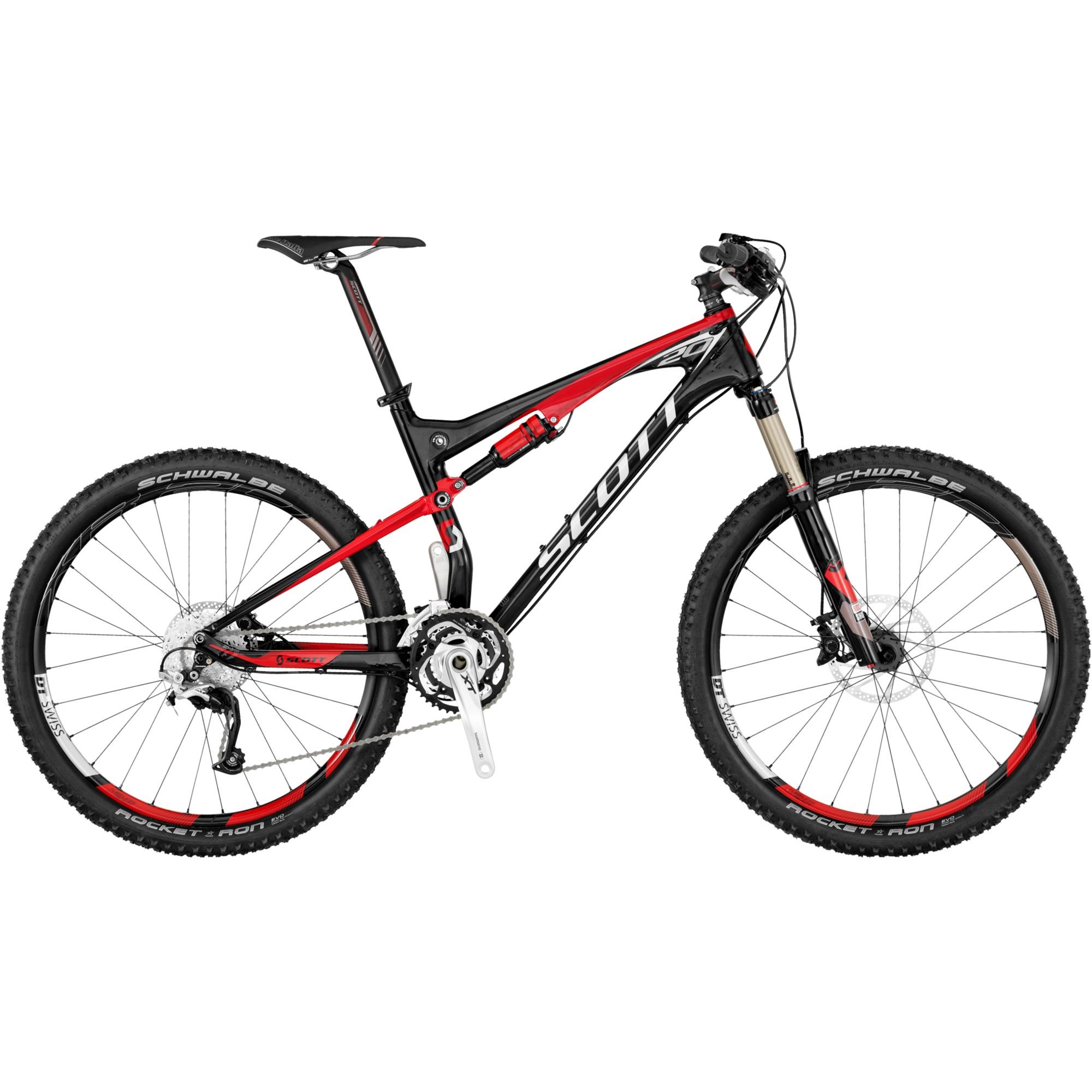 Scott Spark 20 Bike 2012