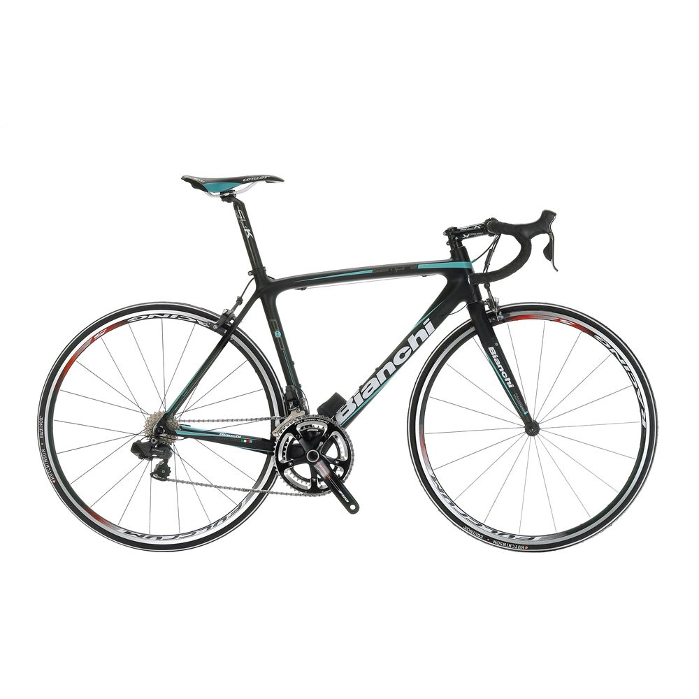 Bianchi Sempre Bike Ultegra Di2 Compact Black 2012