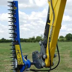 Slanetrac-HC-150-Mini-Digger-Finger-Bar-Hedgecutter