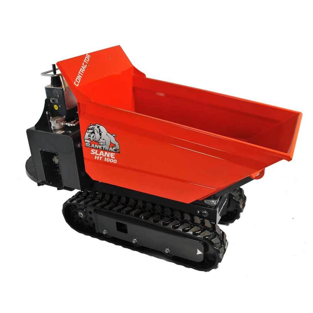 Slanetrac-HT1000-Petrol-Track-Dumper