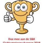 S&K Clubkampioenschappen 2019