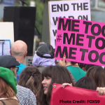 MeToo Protest