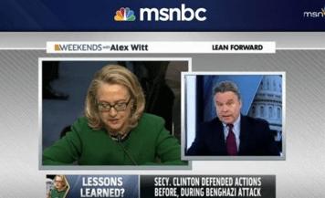 Secretary Clinton on MSNBC