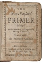 The New-England Primer