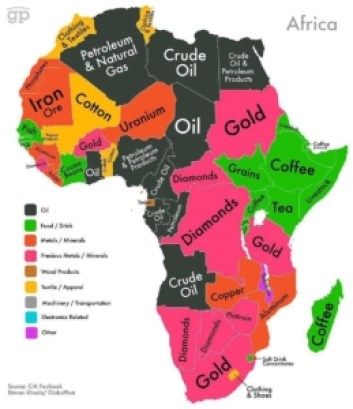 3rd World Exports - Corporate Imperialism & Cultures