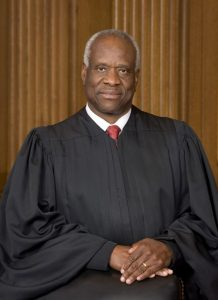Forfeiture - Justice Clarence Thomas