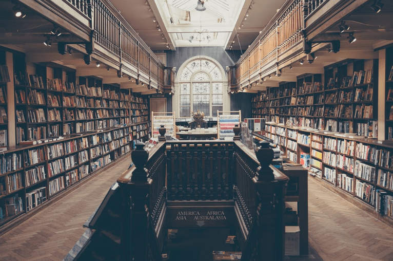 Library - Theoretical Education