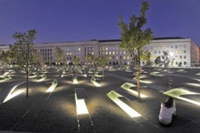 Pentagon September 11th memorial