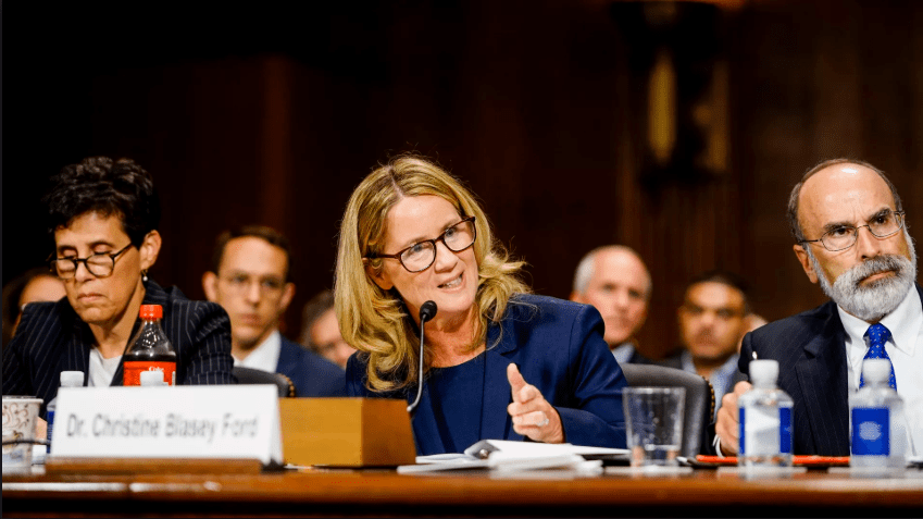 Kavanaugh - Dr. Christine Blasey Ford