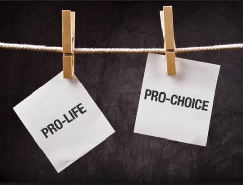 pro life pro choice decision
