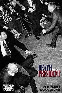 Left Wing Violence - Death of a President film