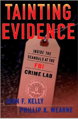 Forensics - Tainting Evidence Book