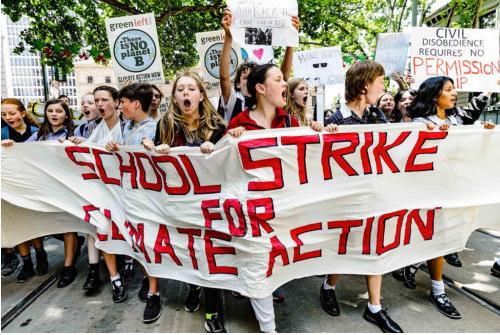 radical climate change