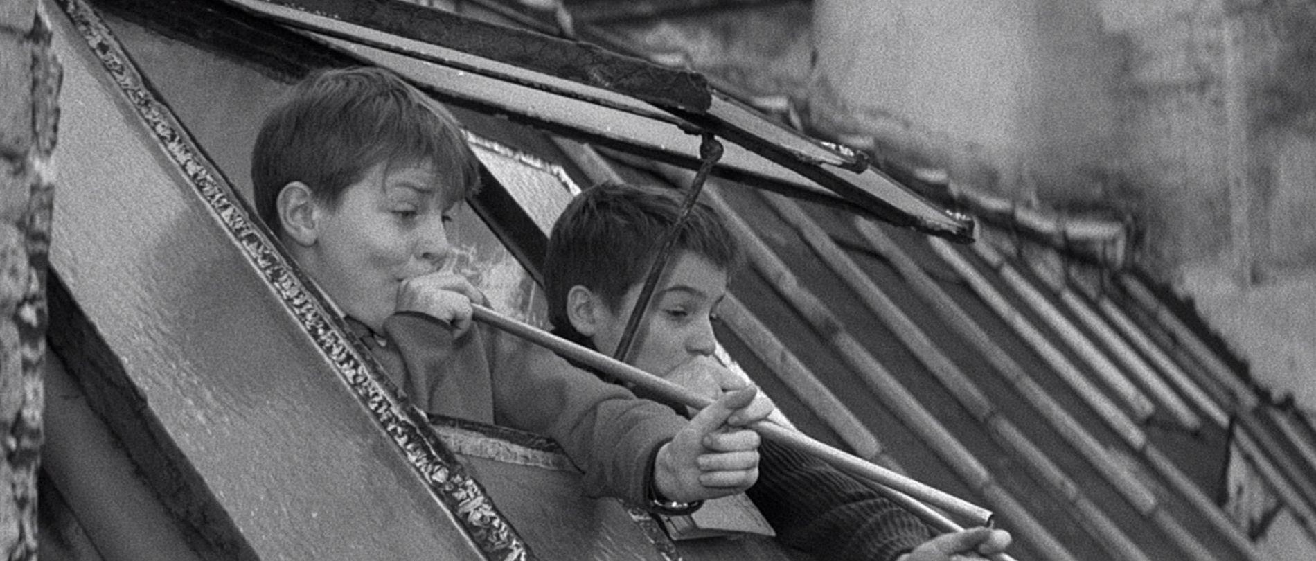 The 400 blows les quatre cents coups 1959 constructive consumption - Cinema les 400 coups villefranche ...