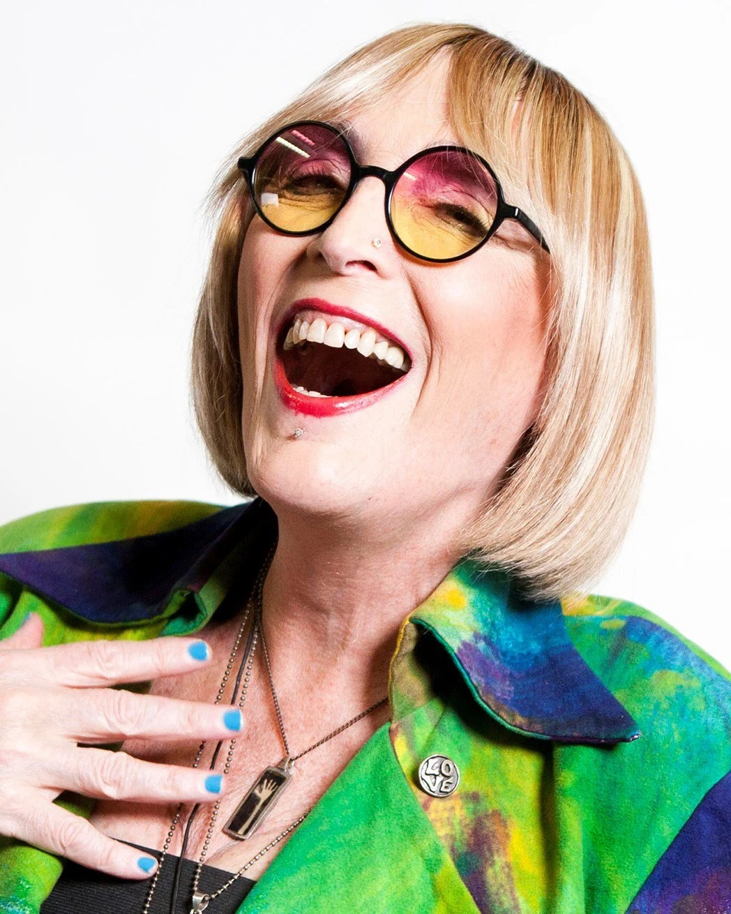 Interview Kate Bornstein on Their Broadway Debut in
