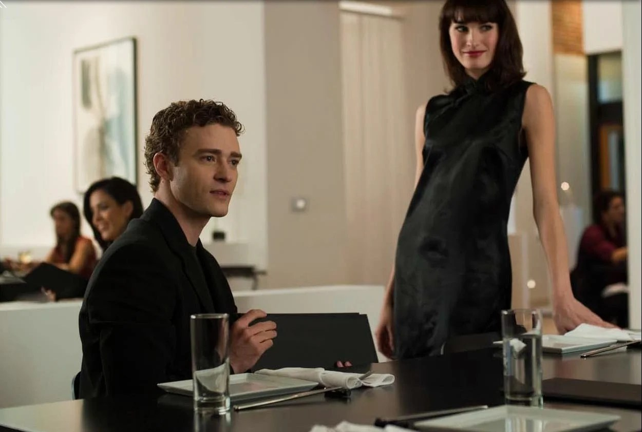 Image result for justin timberlake social network