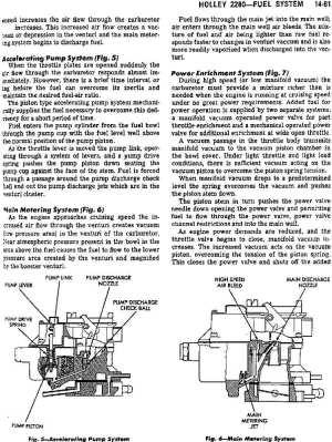 Holley 6280 diagram  DodgeTalk : Dodge Car Forums, Dodge Truck Forums and Ram Forums