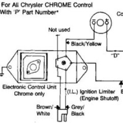 Mopar Electronic Ignition Conversion Wiring Diagram Gm Alternator Ingram: Painless 30120 Universal Turn Signal Switches