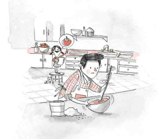 A Brand New Day: A Banana Split Story by A. S. Chung and Illustrated by Paula Bossio