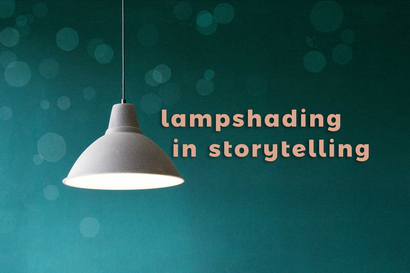 lampshading in storytelling