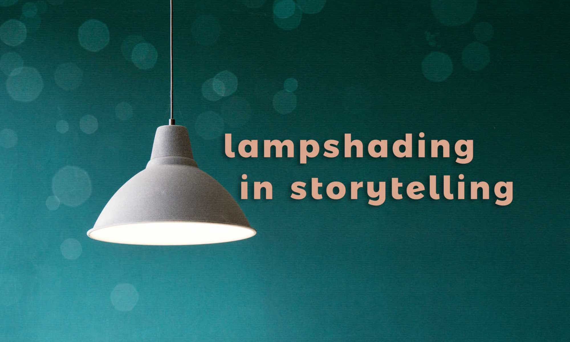 lampshading in storytelling