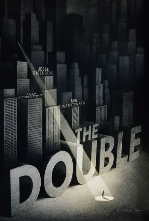 The Double Film Poster