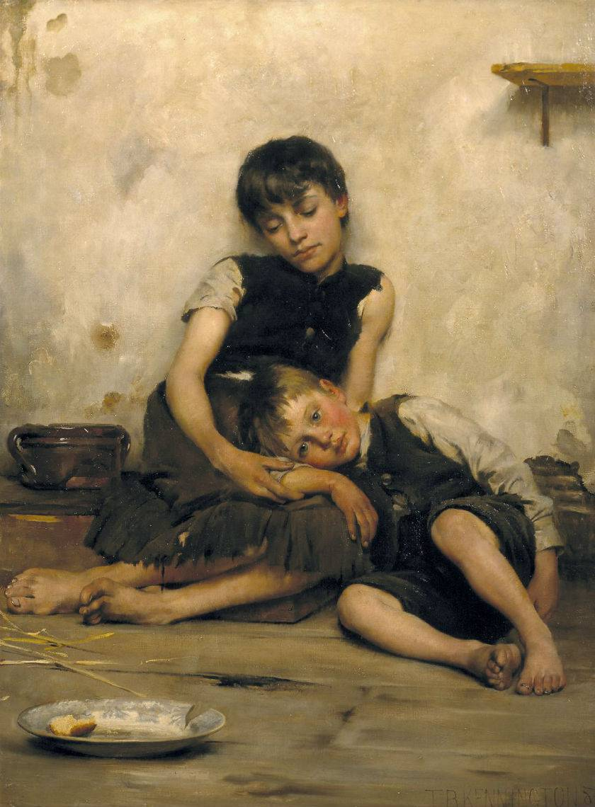 Thomas Benjamin Kennington - Orphans