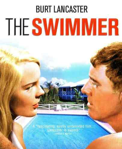 The Swimmer 1968 movie poster
