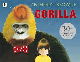 Anthony Browne Gorilla 30th Anniversary Edition Cover