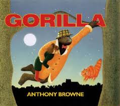 Anthony Browne Gorilla Cover