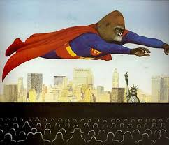 Anthony Browne Gorilla Superman Movie