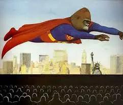 Anthony Browne Gorilla Superman Movie