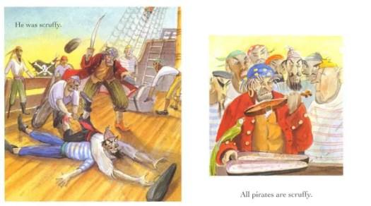 Tough Boris All Pirates Are Scruffy