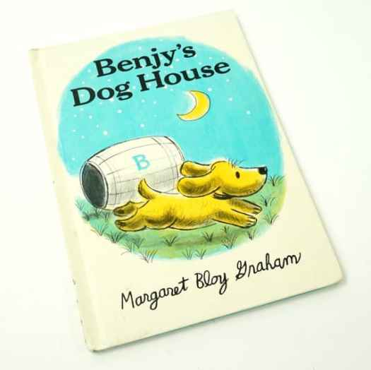Benjy's Dog House cover