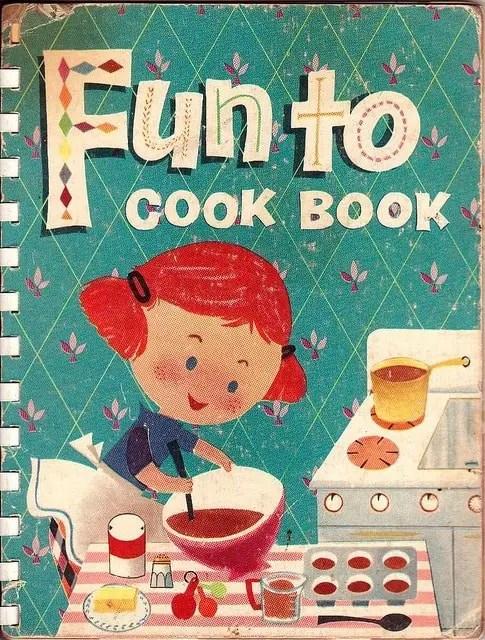 Fun To Cook Book