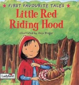 Red Riding Hood Ladybird