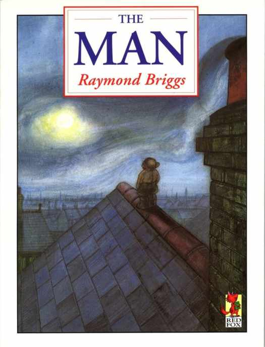 The Man Raymond Briggs cover